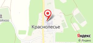 Детский сад МБДОУ детский сад Теремок с. Краснолесье на карте Симферополя
