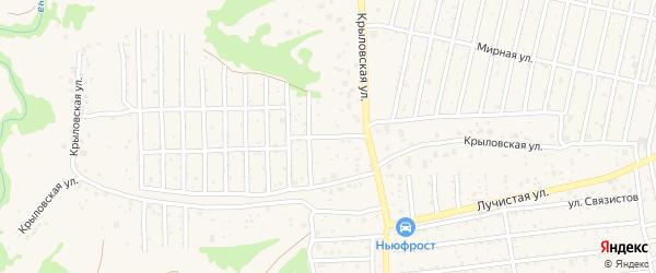 Электронная улица на карте села Толмачево с номерами домов