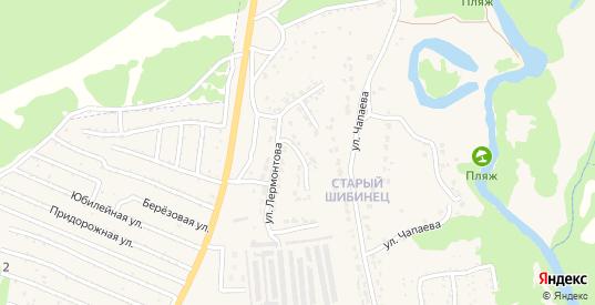 Улица Ломоносова в Фокино с номерами домов на карте. Спутник и схема онлайн