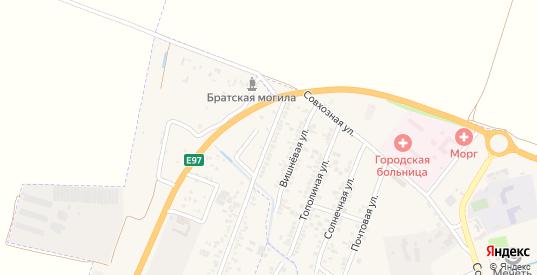 Сивашская улица в Джанкое с номерами домов на карте. Спутник и схема онлайн