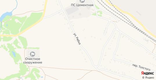 Улица Рябка в Фокино с номерами домов на карте. Спутник и схема онлайн