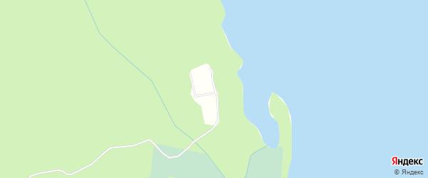 Карта садового некоммерческого товарищества Мира СОТА в Карелии с улицами и номерами домов