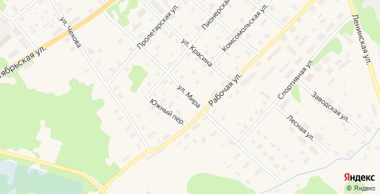 Улица Мира в Беломорске с номерами домов на карте. Спутник и схема онлайн