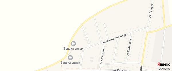 1-я Заводская улица на карте поселка Лопандино с номерами домов