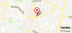 Rimonim Optima Ramat Gan Hotel Hotel Israel Aglomeratsiya Gush - Ramat gan map