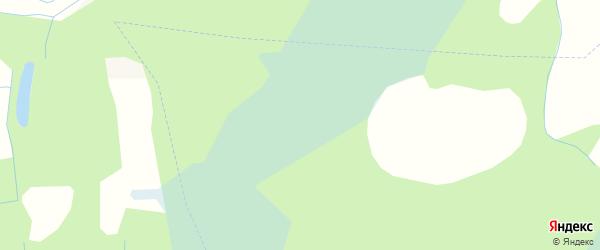 Карта деревни Андриянцево в Тверской области с улицами и номерами домов