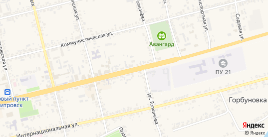 Советская улица в Дмитровске с номерами домов на карте. Спутник и схема онлайн