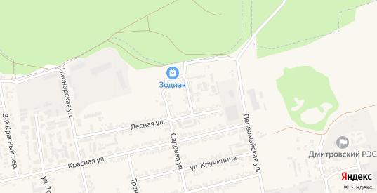 Улица Ульянцева в Дмитровске с номерами домов на карте. Спутник и схема онлайн