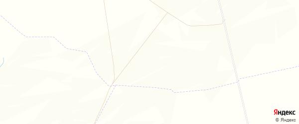 Карта Заветенского хутора в Курской области с улицами и номерами домов