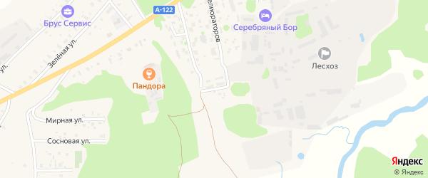 Улица Свободы на карте Пестово с номерами домов