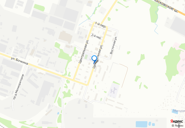 карта тверь поселок элеватор