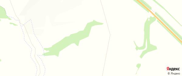 Карта хутора Гуляево в Курской области с улицами и номерами домов