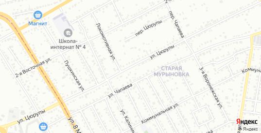 Улица Цюрупы в Курске с номерами домов на карте. Спутник и схема онлайн