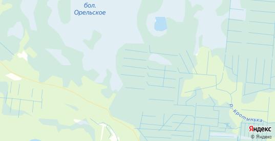Карта Лентьевского сельского поселения Вологодской области с районами, улицами и номерами домов