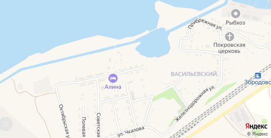 Октябрьская улица в Суворове с номерами домов на карте. Спутник и схема онлайн