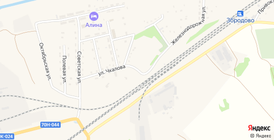 Улица Чкалова в Суворове с номерами домов на карте. Спутник и схема онлайн