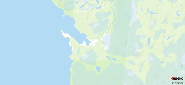 Пушлахта на карте