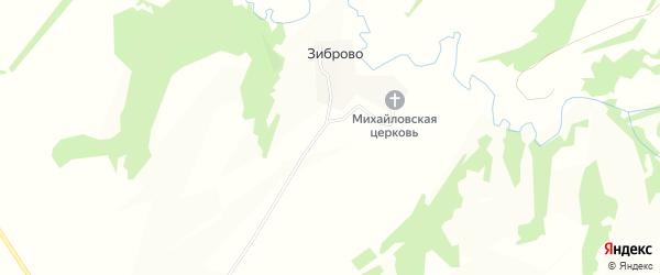 Карта деревни Какуренки в Тульской области с улицами и номерами домов
