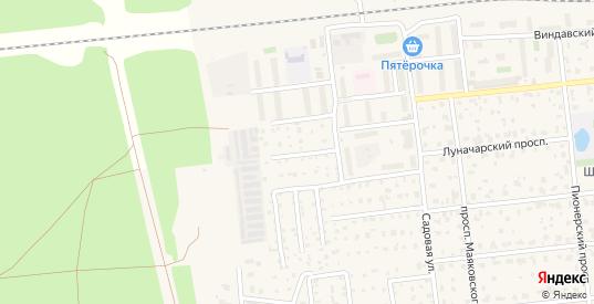 Абонентский ящик СНТ Садовод в Голицыно с номерами домов на карте. Спутник и схема онлайн
