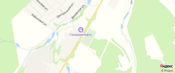Квартал 150 на карте Вороновского поселения с номерами домов