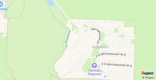 Улица Народного ополчения в Кременки с номерами домов на карте. Спутник и схема онлайн
