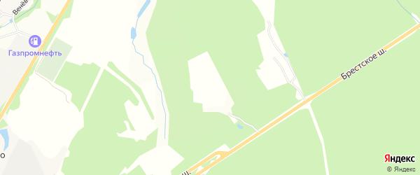 Квартал 162 на карте Вороновского поселения с номерами домов