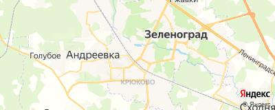 Козин Владимир Андреевич, адрес работы: г Москва, г Зеленоград, к 1006Б