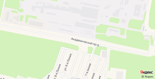Академический проезд в Протвино с номерами домов на карте. Спутник и схема онлайн