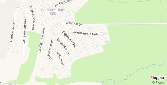 Песочная улица в Тарусе с номерами домов на карте. Спутник и схема онлайн
