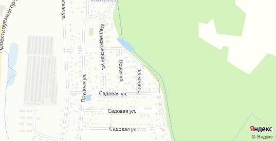 Ровная улица в Зеленограде с номерами домов на карте. Спутник и схема онлайн