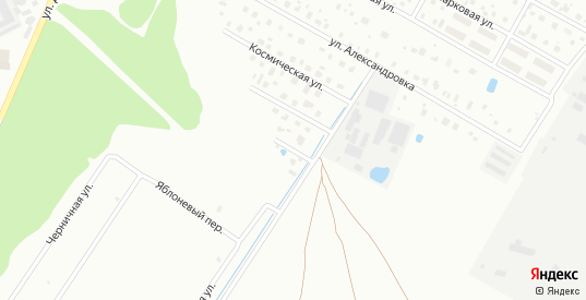 2-я Космическая улица в Дубне с номерами домов на карте. Спутник и схема онлайн