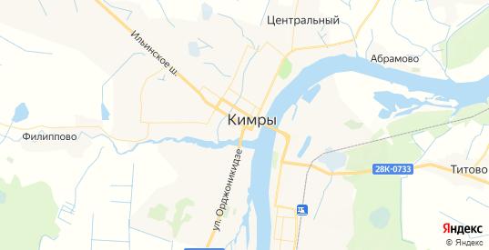Карта Кимр с улицами и домами подробная. Показать со спутника номера домов онлайн