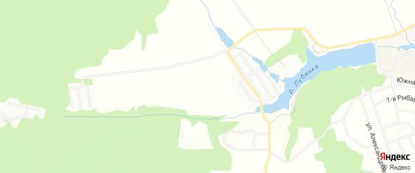 Квартал 58 на карте Щаповского поселения с номерами домов