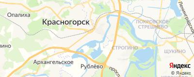 Протасов Павел Геннадиевич, адрес работы: Московская обл, г Красногорск, б-р Павшинский, д 34