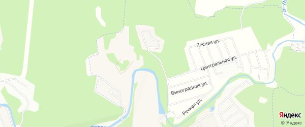 Квартал 32 на карте Щаповского поселения с номерами домов