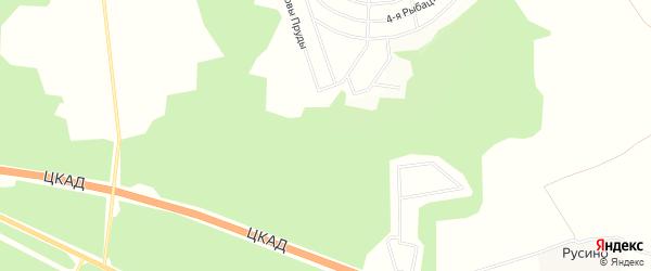 Карта населенного пункта д/о Известия в Москве с улицами и номерами домов