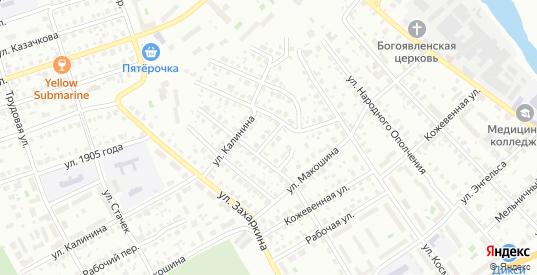 2-й Старый переулок в Серпухове с номерами домов на карте. Спутник и схема онлайн