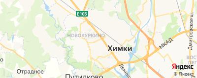 Багомедова Хадижат Нухрадиновна, адрес работы: Московская обл, г Химки, ул 9 Мая, д 8А