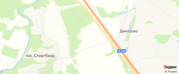 Квартал 399 на карте Щаповского поселения с номерами домов