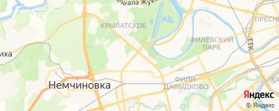 Токбаев Каплан Бесланович, адрес работы: г Москва, ш Рублёвское, д 99 к 1
