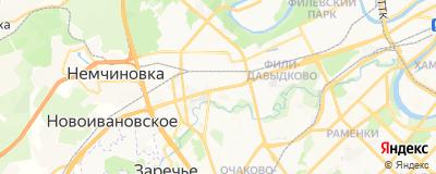 Ильина Анна Александровна, адрес работы: г Москва, ш Можайское, д 16