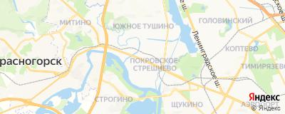 Горская Ольга Сергеевна, адрес работы: г Москва, проезд Волоколамский, д 1А