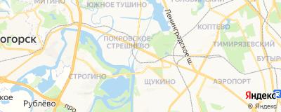 Матренюк Марк Ильич, адрес работы: г Москва, ул Габричевского, д 5 к 10