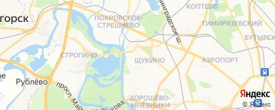 Аликова Алла Владимировна, адрес работы: г Москва, ул Маршала Новикова, д 17