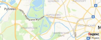 Черножукова Марина Олеговна, адрес работы: г Москва, ул Саляма Адиля, д 2