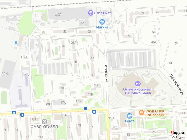 чехов интим карта