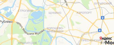 Меркулов Александр Сергеевич, адрес работы: г Москва, ул Берзарина, д 17 к 2