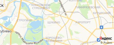 Мосейкина Лилия Алексеевна, адрес работы: г Москва, ул Пехотная, д 3