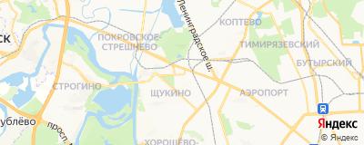 Лозгунова Елена Александровна, адрес работы: г Москва, ул Щукинская, д 2