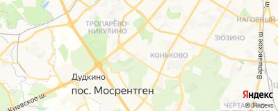 Козаченко Андрей Владимирович, адрес работы: г Москва, ул Академика Опарина, д 4